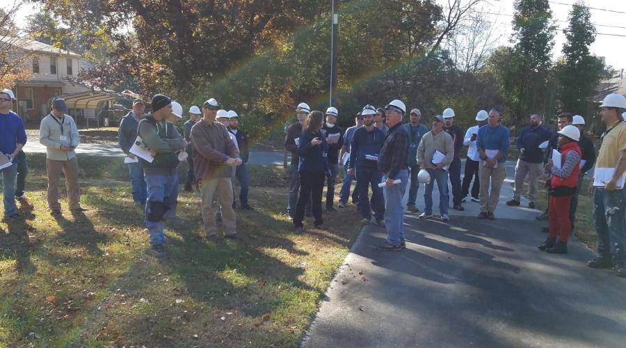 north carolina exterior home inspection training